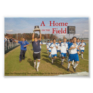 A Home on the Field Poster 3