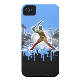A Home Run Hitter iPhone 4 Case