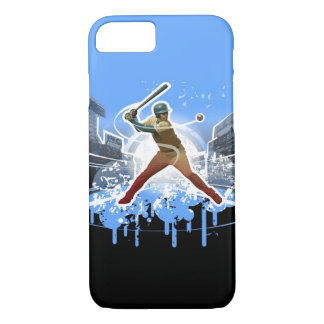 A Home Run Hitter iPhone 7 case