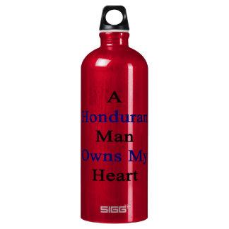 A Honduran Man Owns My Heart SIGG Traveler 1.0L Water Bottle