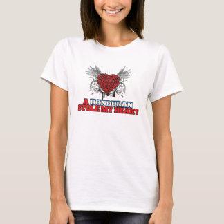 A Honduran Stole my Heart T-Shirt