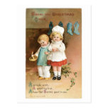 A Hope that Santa's Good To You Postcards