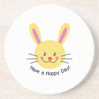A Hoppy Day Coasters