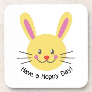A Hoppy Day Coaster
