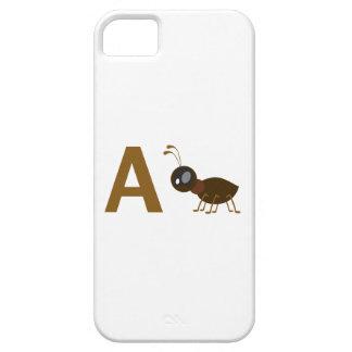 A - Hormiga iPhone 5 Case-Mate Cárcasa