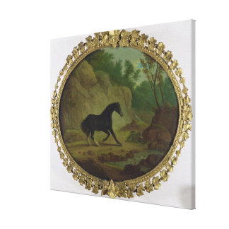 A Horse Frightened by a Snake, 1792 (oil on canvas Gallery Wrap Canvas