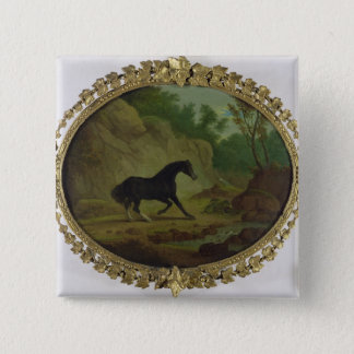 A Horse Frightened by a Snake, 1792 (oil on canvas Button