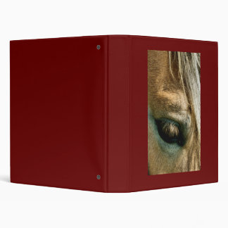 A Horse in Thoughts Binder