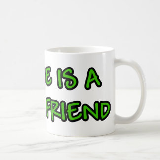 A Horse Is A Stable Friend Coffee Mug