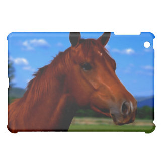 A horse standing proud case for the iPad mini