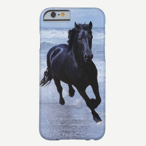 A horse wild and free barely there iPhone 6 case
