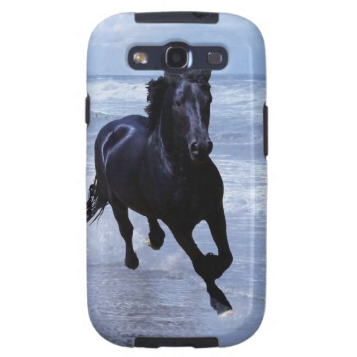 A horse wild and free galaxy s3 covers