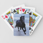 A horse wild and free poker cards