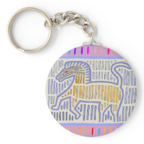 A Horse With No Name Keychain