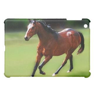 A horses canter iPad mini case