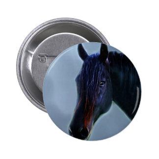 A horses curiosity pin