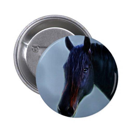 A horses curiosity button