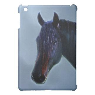 A horses curiosity iPad mini case