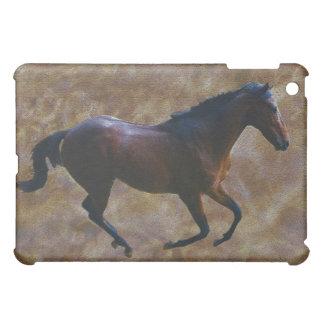 A horses gait cover for the iPad mini