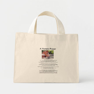 A Horse's Prayer,  bag
