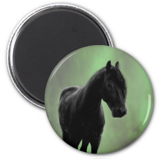 A horses tranquility magnet
