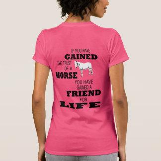 A Horse's Trust T-Shirt