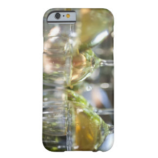 A host pours glasses of torrontes for guests at barely there iPhone 6 case