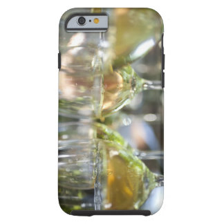 A host pours glasses of torrontes for guests at tough iPhone 6 case