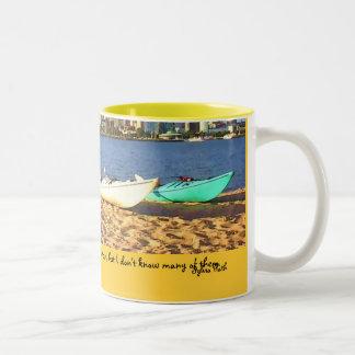 ...a hot bath - Sylvia Plath quote Two-Tone Coffee Mug