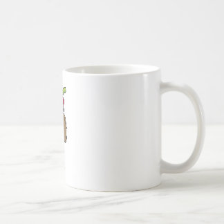 A hot red pepper smiling. Red Pepper smiley Coffee Mug