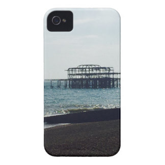 A Hot Summers Day - Brighton West Pier Case-Mate iPhone 4 Case