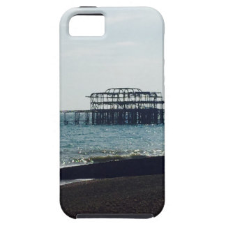 A Hot Summers Day - Brighton West Pier iPhone SE/5/5s Case