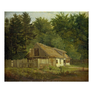 A House in the Frederiksdal Forest near Poster