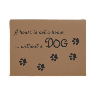d1ecb5d32b46d Cat And Dog Doormats   Welcome Mats