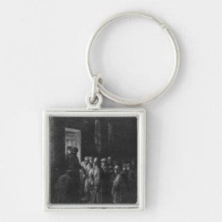 A house of refuge key chains