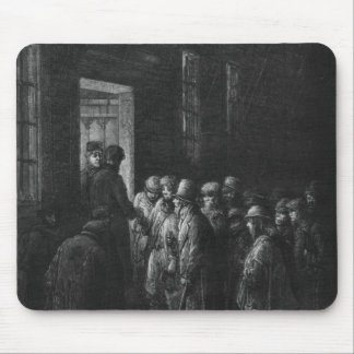 A house of refuge mouse pad