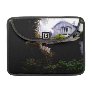 A House on a Hill Sleeve For MacBook Pro