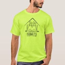 A House Without Rabbits Is Not A Home T-Shirt