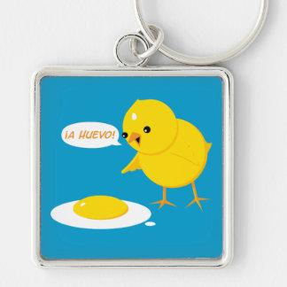 ¡A Huevo! Keychain