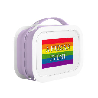 A Human Event Lunch Box