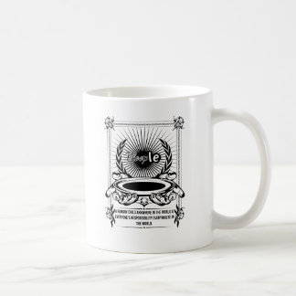 A Hungry child anywhere in the World Coffee Mug