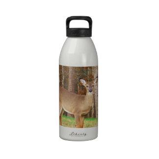 A Hunter's Dream Deer Drinking Bottles