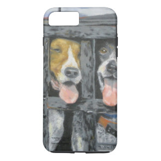 A Hunting We Will  Go iPhone 8 Plus/7 Plus Case