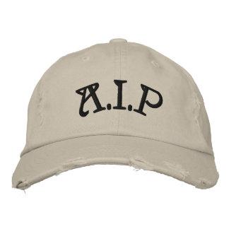 A.I.P established 2010. Embroidered Baseball Cap
