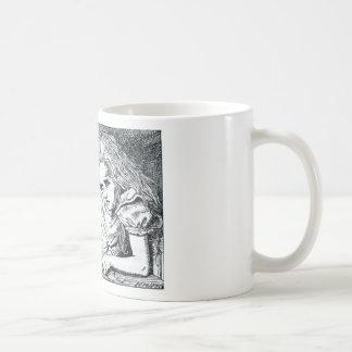 A;ice crammed in a House Coffee Mug