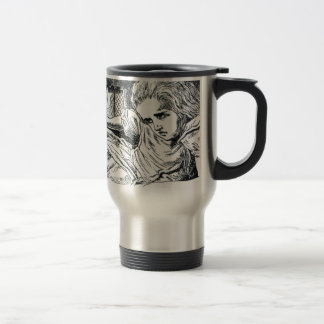 A;ice crammed in a House Travel Mug