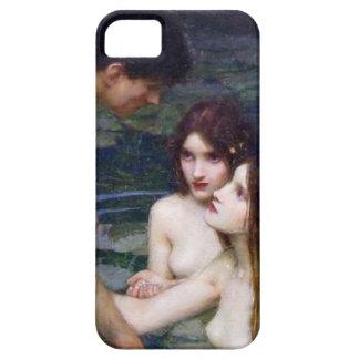 A iPhone 5 Custom Case Hylas & the Nymphs