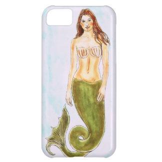 A iPhone 5 Custom Case Seaside Sirena