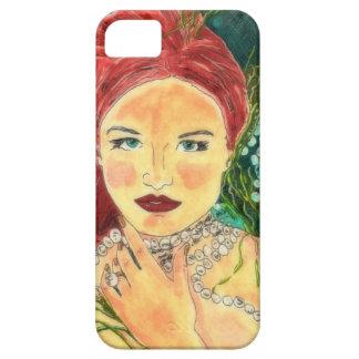 A iPhone 5 Custom Case Water Nymph Narissa iPhone 5 Case