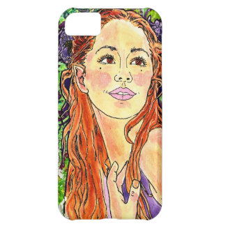 """A iPhone 5 """"Yazmeen"""" Case"""